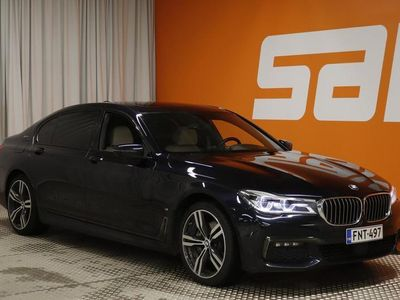 käytetty BMW 740 740 G12 Sedan Le iPerformance A xDrive Business Exclusive M-SPORT **Comfortpenkit / Adapt. Vakkari /