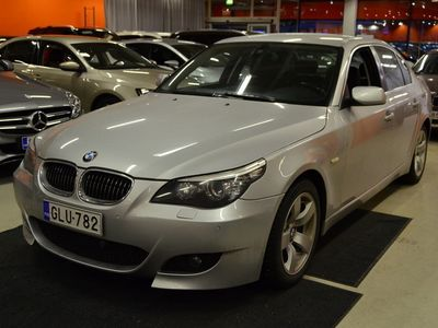 käytetty BMW 530 530 d Sedan ** Nahkasis. / Navi / Lohkolämmitin / Tutkat **