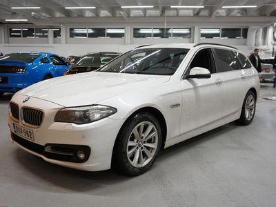 käytetty BMW 520 F11 Touring A xDrive Business Exclusive Edition ** Suomi-auto / Prof.Navi / HarmanKardon / Nahat / S