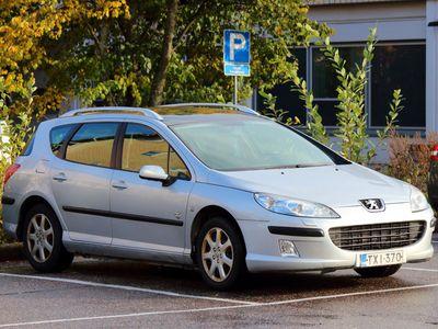 käytetty Peugeot 407
