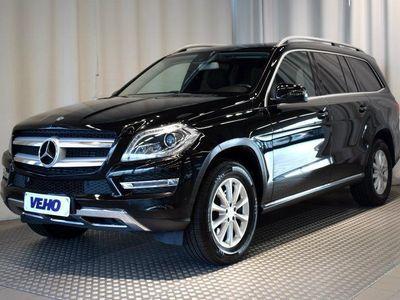 käytetty Mercedes GL350 BlueTEC 4Matic + Navi, Webasto