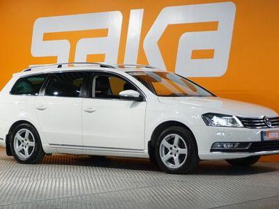 käytetty VW Passat Variant Highline 1,4 TSI EcoFuel 110 kW DSG ** Webasto / Panorama / Tutkat / Nahkasisusta / Koukku **