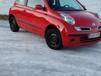 käytetty Nissan Micra 1,2