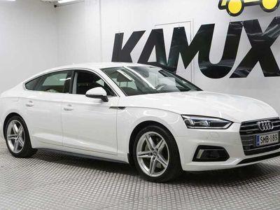 käytetty Audi A5 Sportback Business Sport 2,0 TFSI 185 kW quattro S tronic // 1 Omistaja / Webasto puhelinohjauksella