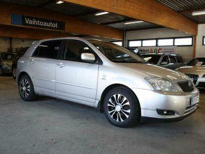 käytetty Toyota Corolla 1.6 Vvt-i Sol 5ov Liftback