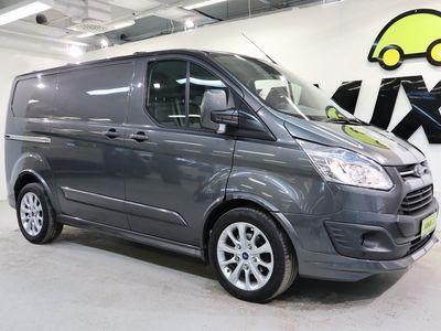 käytetty Ford Custom Transit290 2,2TDCi 155 hv Sport Van L1H1 / ALV / Webasto kaukosäädöllä / Hyvillä Varusteilla /