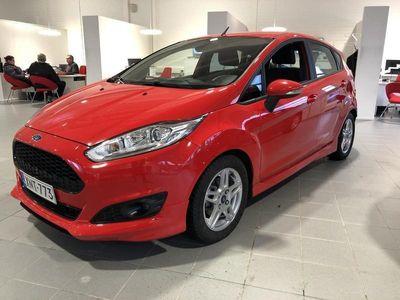 käytetty Ford Fiesta 1,0 EcoBoost 100hv Start/Stop M5 ST-line 5-ovinen