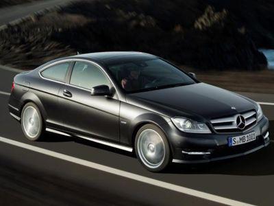 käytetty Mercedes C220 CDI BlueEfficiency COUPE AUT*NAVI*PDC*ILS*LED*YMS!!