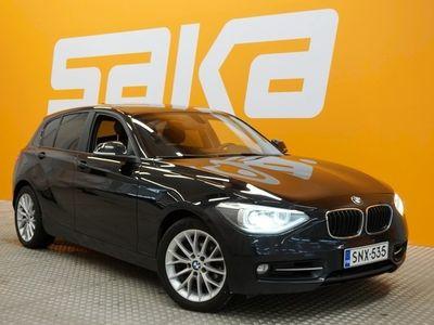 käytetty BMW 120 F21 TwinPower Turbo A ** Sporttipenkit / Xenon-valot / Peruutustutka / Vakkari **