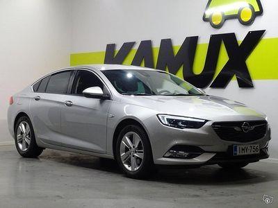 käytetty Opel Insignia GRAND SPORT INNOVATION 1,5 T 121 A + HUIPPU VARUSTEET! + SUOMIAUTO!. Myös vaihto ja rahoitus. Nyt jo