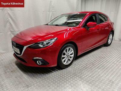 käytetty Mazda 3 5HB 2,0 (120) SKYACTIV-G Luxury 6MT 5ov DJ1