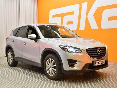 käytetty Mazda CX-5 2,0 SKYACTIV-G Premium Plus AWD ** 2-om Suomi-auto / Navi / P-tutkat / BSM / LED-ajovalot / Koukku **