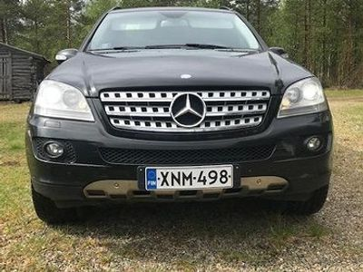 käytetty Mercedes ML420 CDI 4 MATIC