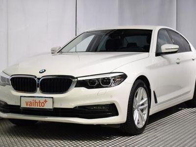 käytetty BMW 518 5-sarja G30 Sedan d A Business Sport Seisontalämmitys / tuuletus