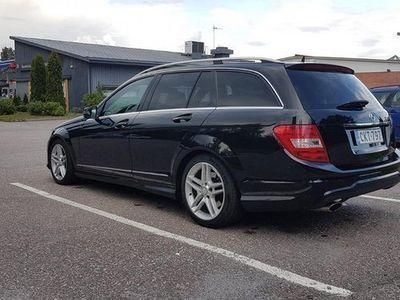 käytetty Mercedes C220 CDI AMG Styling