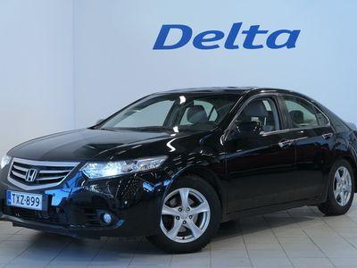 käytetty Honda Accord 4D DSL 2,2 i-DTEC Executive AT Business // Huippuvarusteet, vetokoukku!!**Korko 2,49%+kulut Huoltorahalla+1500€ hyvitys katsastetusta autosta!**
