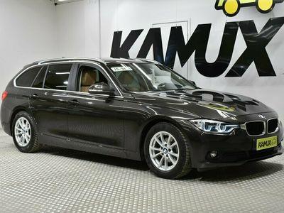 käytetty BMW 320 320 F31 Touring d A ED Business / Alv-vähennyskelpoinen / Led-valot / Sähköinen takakontti / Navi / S