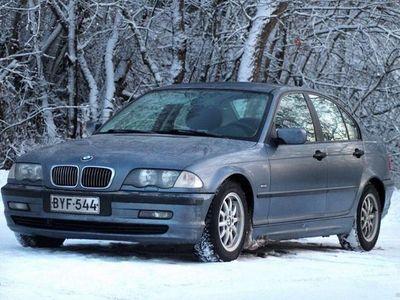 käytetty BMW 316 E46 i sport2000