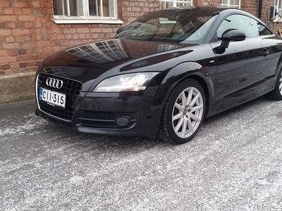 käytetty Audi TT 3.2 2007