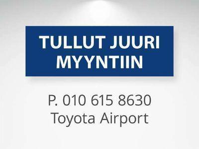 käytetty Toyota Auris 1,6 Valvematic Active Edition 5-ov /