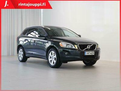 käytetty Volvo XC60 D5 AWD Summum *JAKOHIHNA VAIHDETTU 6/2021, XENON, NAHAT, YM*