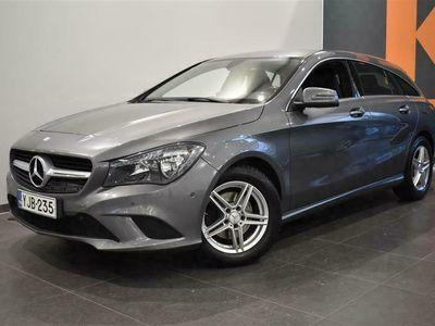 käytetty Mercedes 200 CLA-sarjaCDI A Shooting Brake**ERITTÄIN SIISTI JA NÄYTTÄVÄ AUTO**