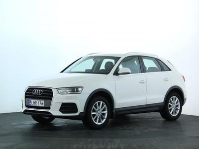 käytetty Audi Q3 Business Sport 1,4 TFSI COD 110 kW S tronic | - rahoitustarjous korko 1,30 % + kulut