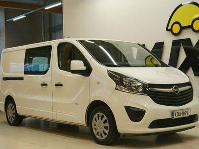 käytetty Opel Vivaro Van Edition L2H1 1,6 CDTI Bi Turbo ecoFLEX 107kW MT6