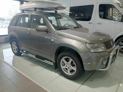 käytetty Suzuki Grand Vitara 2.0 4WD JLX 5d AAC