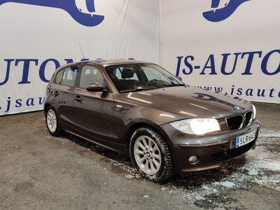 käytetty BMW 116 116 i 5d E87* Siistikuntoinen ja sporttinen * Kotiintoimitus * Vaihto ja Rahoitus *