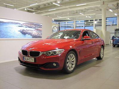 käytetty BMW 420 Gran Coupé F36 420I A BUSINESS SPORT