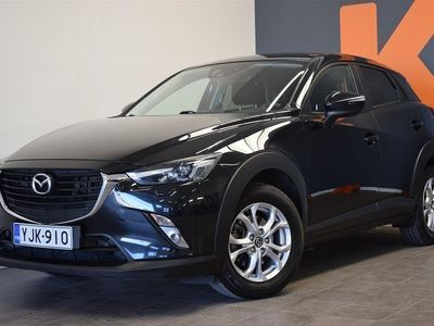 käytetty Mazda CX-3 2,0 (120) SKYACTIV-G Premium Plus 6AT