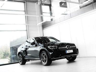 käytetty Mercedes E300 Glc4Matic Coupé EQ Power AMG Aut