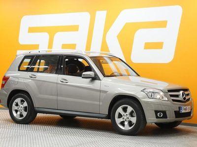 käytetty Mercedes GLK220 CDI BE 4Matic A ** P.tutkat / Vetokoukku / Xenon ILS / Juuri tullut **