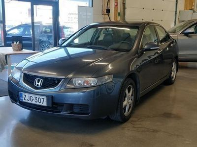 käytetty Honda Accord