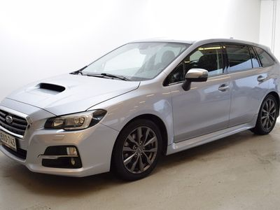 käytetty Subaru Levorg 1,6i GT-S CVT - Neliveto
