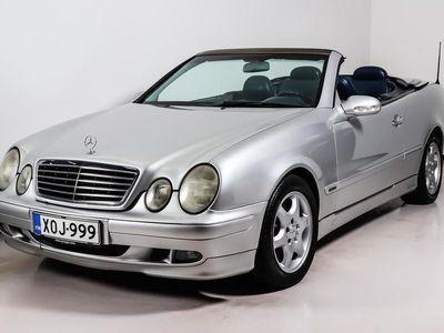 käytetty Mercedes CLK200 Kompr Coupe - Siisti avo - Nahkaverhoilu - Seuraava katsastus: 25.05.2020