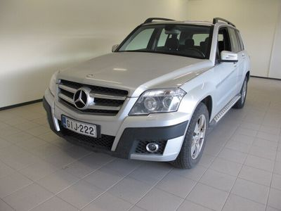 käytetty Mercedes GLK320 CDI 4MATIC A BUSINESS
