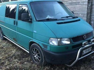 käytetty VW Transporter 2,5TDI vm-01