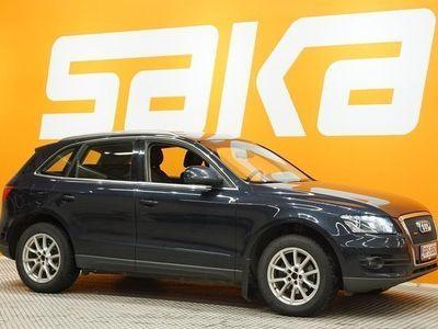 käytetty Audi Q5 2,0 TDI (DPF) quattro S tronic Business ### NORMAL FRIDAY -hinta! ### ** Suomiauto / Huoltokirja / V