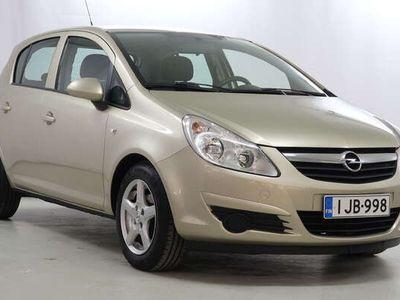 käytetty Opel Corsa 1,2 Twinport Enjoy 5-ov