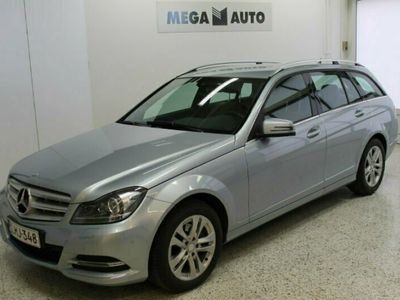 käytetty Mercedes C220 CDI BE T 4Matic A Premium Business Avantgarde