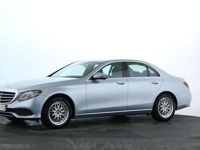 käytetty Mercedes E220 A Premium Business   Rahoitustarjous 1,9% ja vuoden polttoaineet kaupan päälle