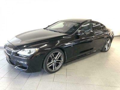 käytetty BMW 640 d xDrive A M SPORT GranCoupe F06 *M-SPORT+INDIVIDUAL+CERAMIC+SUPERVARUSTEET!!* KATSO!!