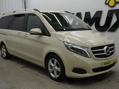 käytetty Mercedes V220 d keskipitkä A2 A #Sis.ALV #7-Paikkainen #ILS #Webasto #Navi #Vetokoukku #Cruise