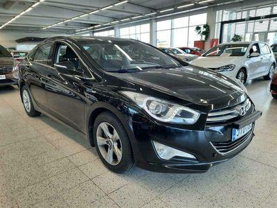 käytetty Hyundai i40 Sedan 1,6 GDI 6MT ISG Style Business J. autoturva saatavilla, J. kotiintoimitus