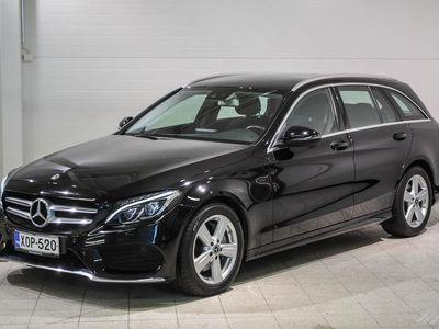 käytetty Mercedes C180 d T A Business AMG (MY17) - Siisti ja vähän ajettu MB