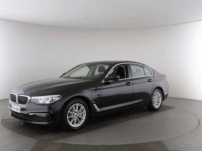 käytetty BMW 530 5-sarja G30 Sedan 530eA Charged Edition - Uskomattoman hiljainen ja hienostunut e pistokehybridi - BPS takuu 24 k...