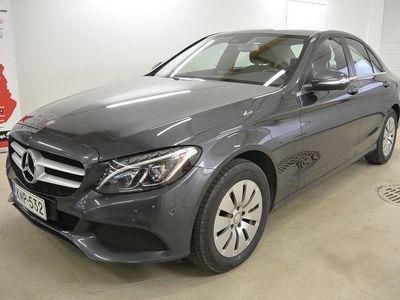 käytetty Mercedes C220 CBLUETEC Sedan (AA) 4ov 2143cm3 A - Webasto, Koukku, ILS Led-valot, Navigointi - Merkkihuoltohi