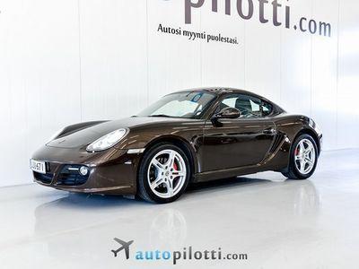 käytetty Porsche Cayman S